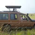 Uganda Safari Vehicle