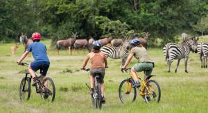 Bicycle-riding