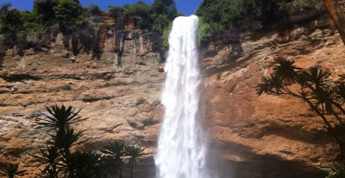 Sipi falls tour from Kampala city