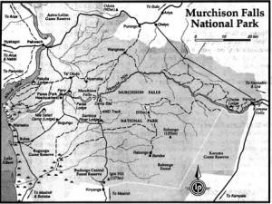 murchison-map