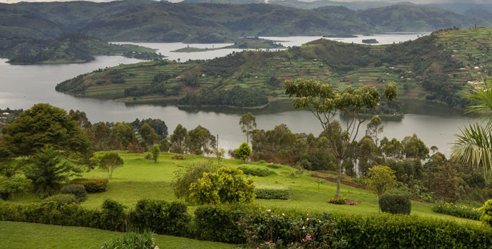 Uganda safaris to Lake Bunyonyi