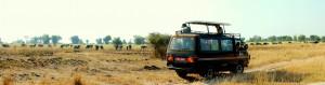 Uganda Safari Van hire