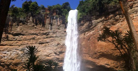 1 day sipi falls hiking safaris