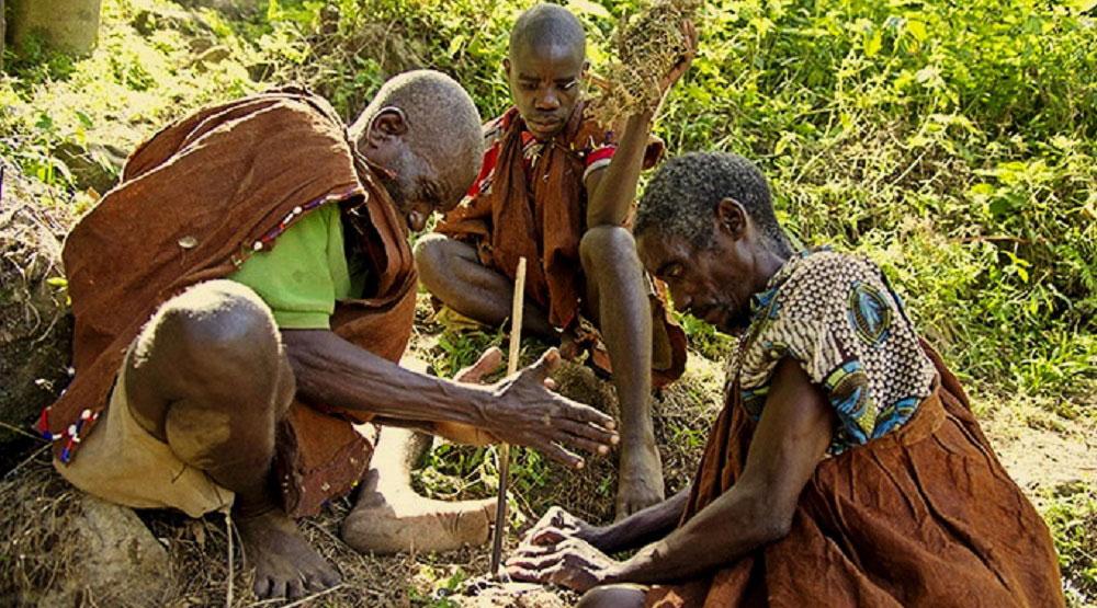 Uganda Batwa'Pygmy' Culture