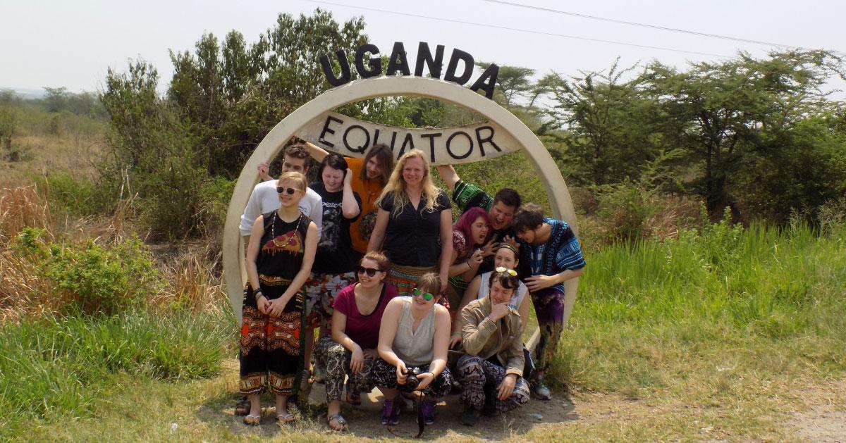 Equator Uganda