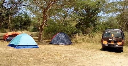 Murchison falls park camping safaris in Uganda