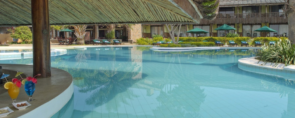 Paraa Safari Lodge in Murchison Falls National Park