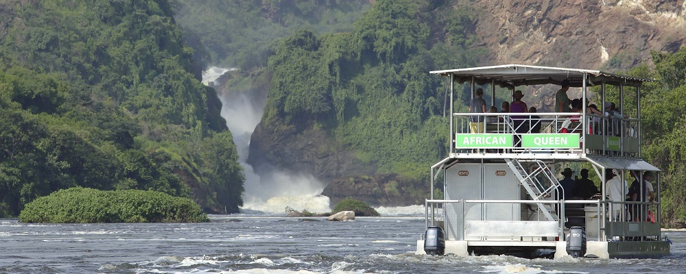 4 Days Murchison falls Safaris in Uganda Boat Cruise