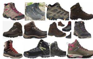 Gorilla trekking safari boots